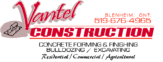 Vantel Construction